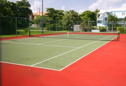 Grandview tennis court